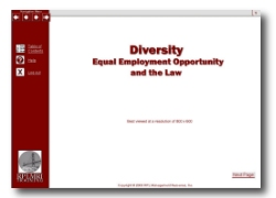 Managing Diversity - EEO and the Law